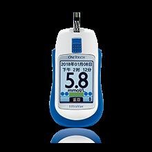 稳捷稳豪倍优®(OneTouch Ultra Vue)血糖仪 血糖评估 轻松识别